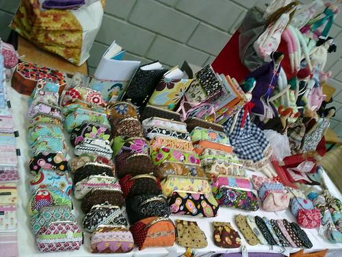 A minha banca neste fim de semana  by ♥Linhas Arrojadas Atelier de costura♥Sonyaxana