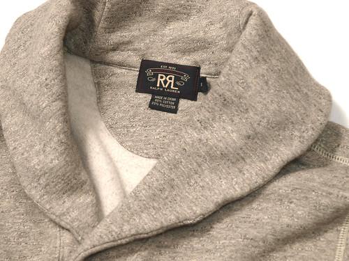 RRL / Shawl Cardigan Sweatshirt