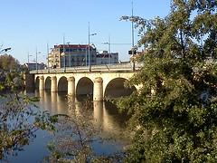 Roanne - Le Pont du Coteau, novembre 2011
