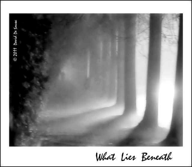 What Lies Beneath ...