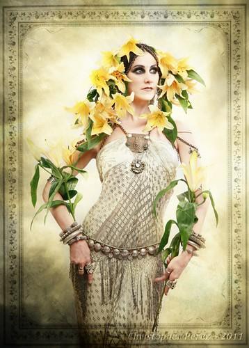 Rachel Brice ~ Springtime Renaissance
