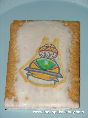 Kellogg's Limited Edition Printed Fun Frosted Sugar Cookie Pop-Tarts Print