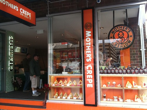 Mother's Crepe is in Adelaide!