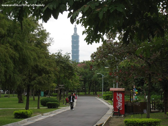 大安森林公園-看見101-1