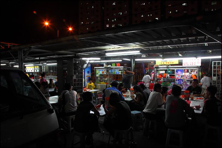 hawker-stalls