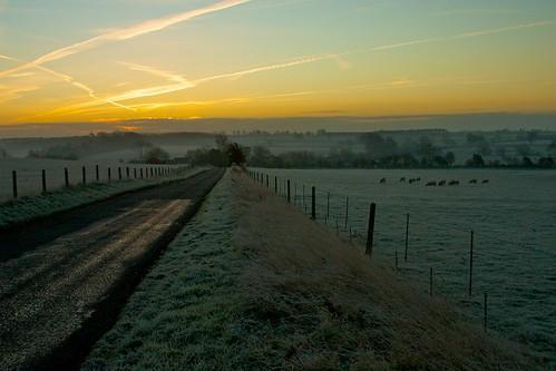 sunrise frost alba lane buckingham
