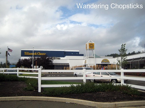 4 Tillamook Cheese Factory - Tillamook - Oregon 1