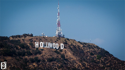 Hollywood by El Negro Vikingo