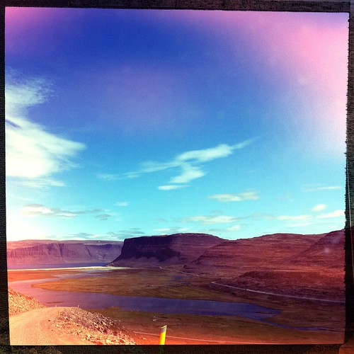 square landscape iceland july westfjords iphone 2011 hipstamatic kleifaheidipass