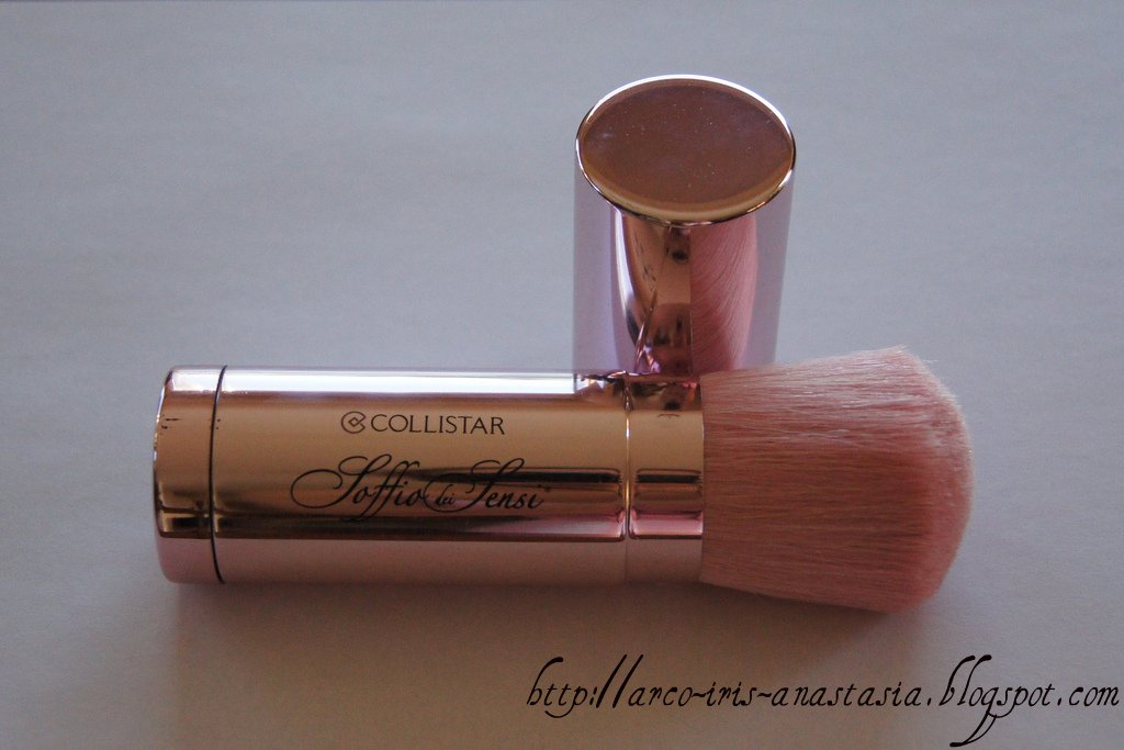 Collistar Soffio dei Sensi Scented Shimmer Powder Brush for Body, DSC03894