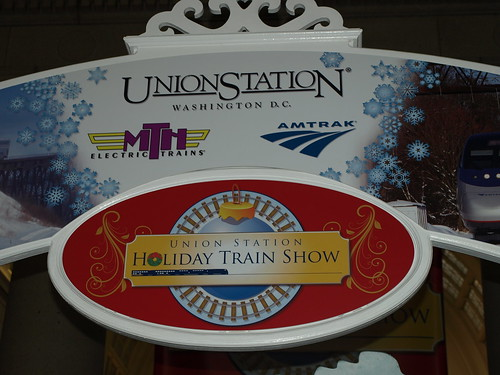 Union Station Holiday Train Show