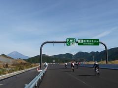 清水SA予定地付近@ふじのくにCYCLE FES.