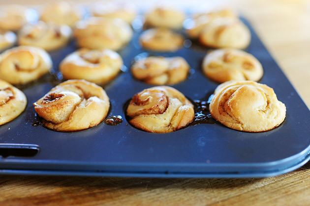 Sticky Pecan Mini-Buns | The Pioneer Woman Cooks | Ree Drummond