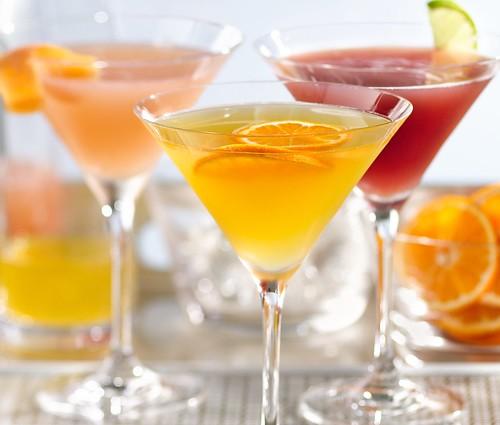 Skinny Clementine Martini Recipe