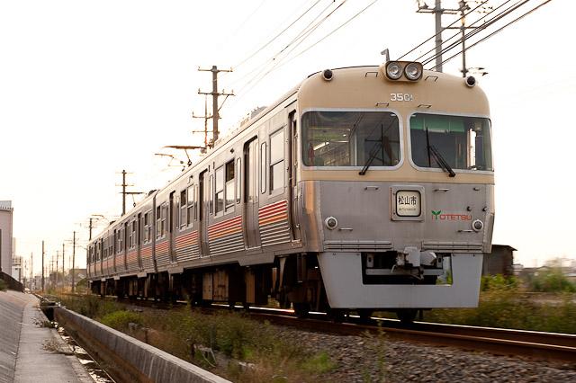 伊予鉄道 3000系 3001F 1020
