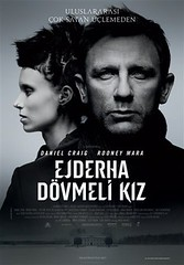 Ejderha Dövmeli Kız - The Girl With The Dragon Tattoo (2012)