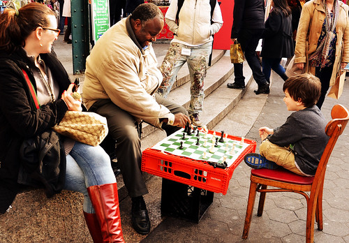 Chess - Union Square