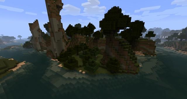 Minecraft, by Mojang