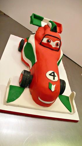 francesco bernoulli cake by CAKE Amsterdam - Cakes by ZOBOT