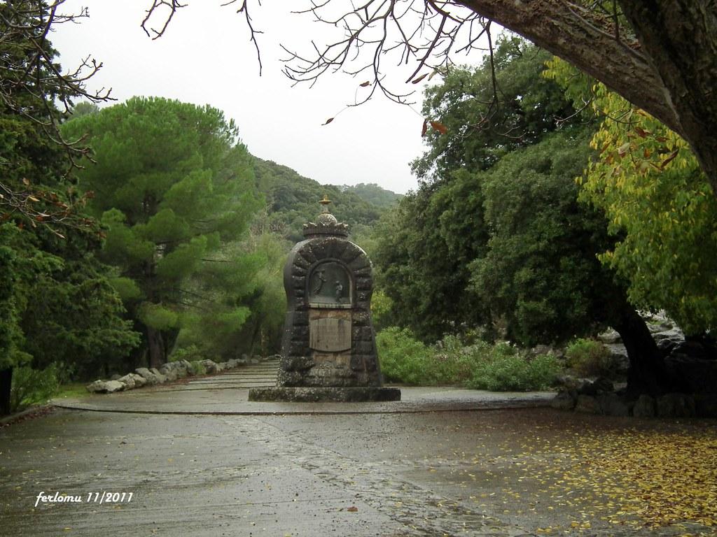 Mallorca -monasterio de Lluc