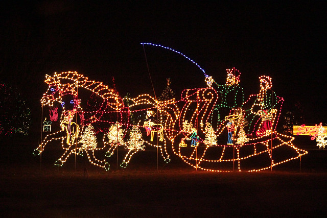Spanish Fork Festival of Lights