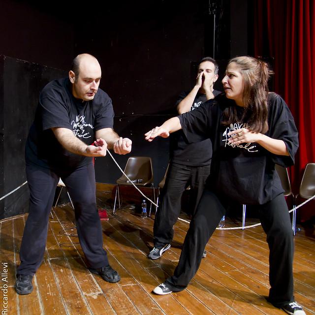Teatrate Roma vs Arezzo-4800
