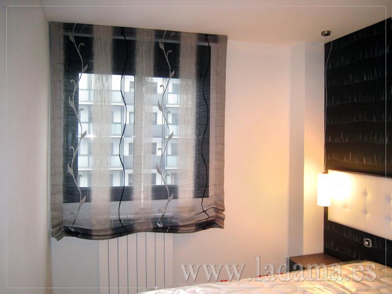 Fotograf as de dormitorios modernos la dama decoraci n - Como hacer estores ...