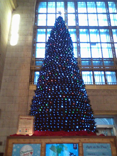 Christmas Tree, Great Hall, Toronto Union Station_675A0074