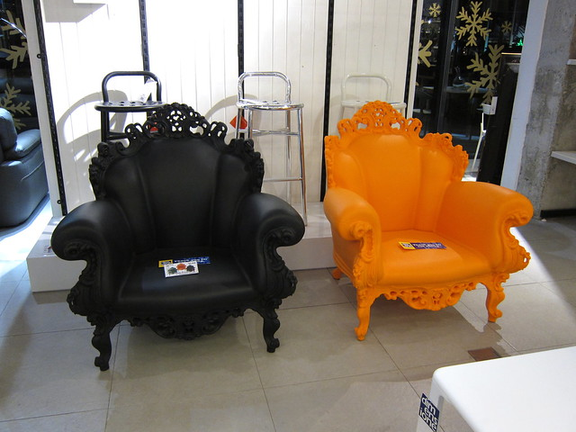 Magis Proust chairs