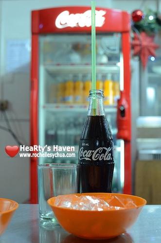Pares Coke