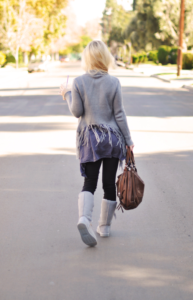 casual outift with  dominion boots