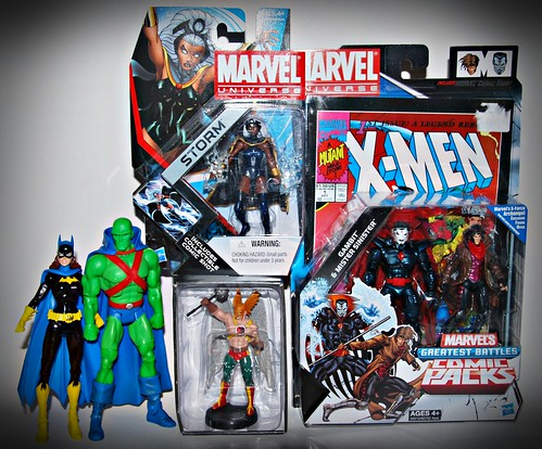 Early Dec '11 haul....