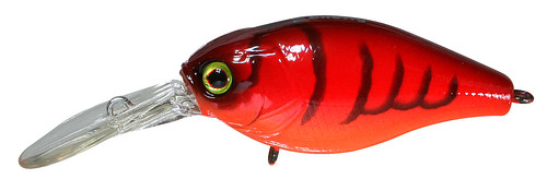 Cherry Crawfish Jackall Fishing Lures