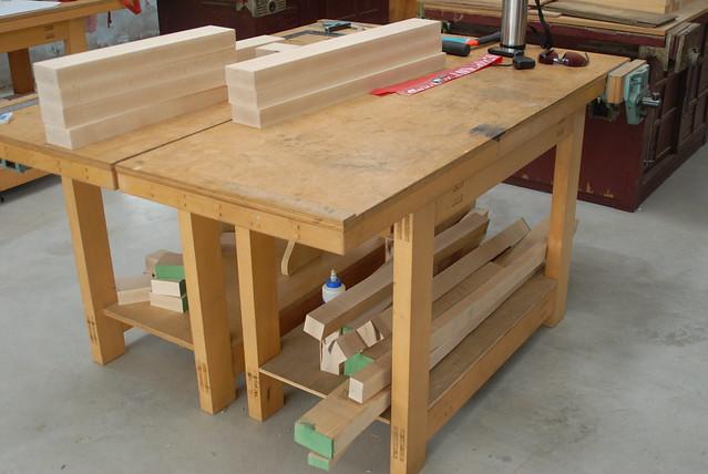 木作堂 木工桌 20111215_4