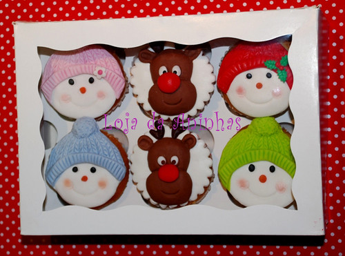 Christmas Cupcakes Wrapped _01 by Aninhas_lisboa