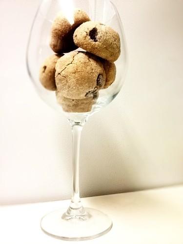 Wine cookies 1