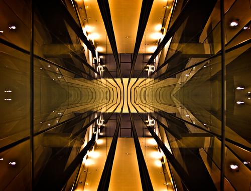 350/365 Una abstracta y cálida por Juan R. Velasco
