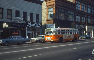 19681123 01 City Bus Sheboygan, WI