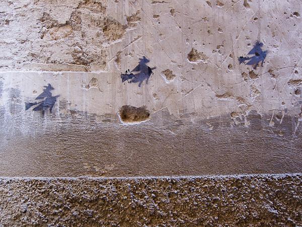 Maroc 2011 - Street Art - Medina de Fès