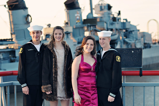 Military Ball 2011bryce mattie dylan musette