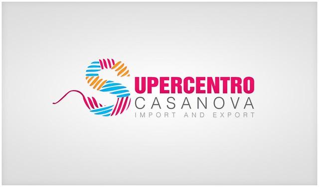 Logo Super centro Casanova