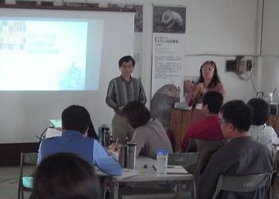 台大農藝系教授與幾個民間團體舉辦全國巡迴講座,將保種技術重現。(圖片來源:合樸農學)
