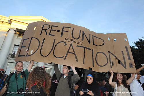 Re-fund Public Education