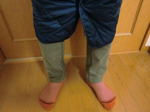 着る羽毛布団20111222-022