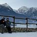 """Buon Natale...""""in punta di piedi...""""! (Riserva Naturale """"Les îles"""", Valle d'Aosta - Vallée d'Aosta) by Sisto Nikon - CLICKALPS PHOTOGRAPHER"""