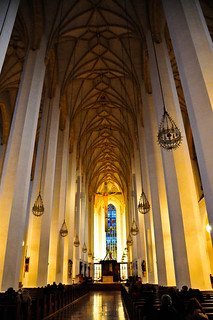 Munich Germany Frauenkirche - Cathedral of Our Dear Lady