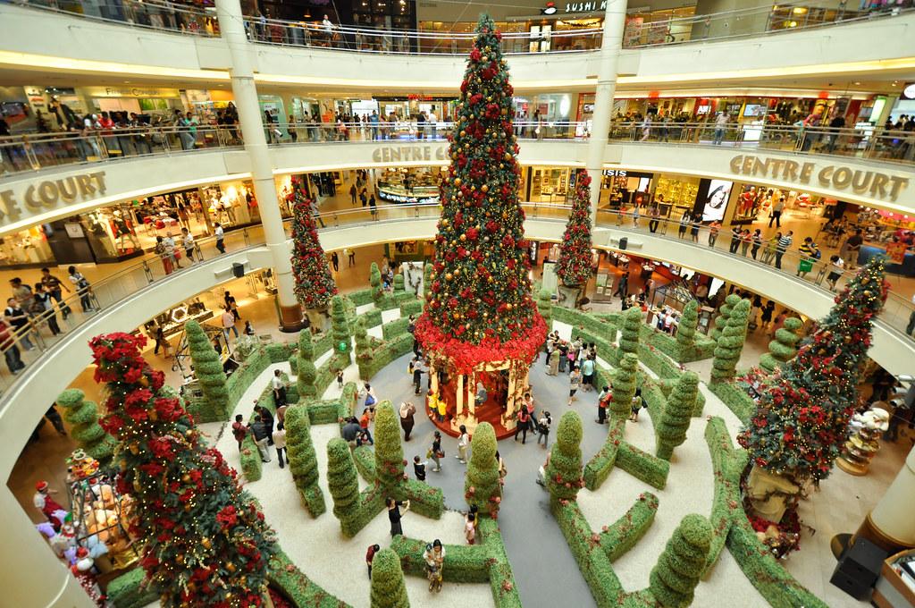 Christmas everywhere 圣诞无处不在 ...