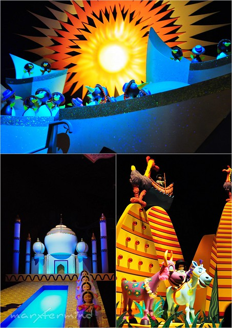 It's a Small World (3)