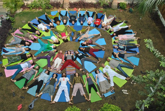 Yoga alliance teacher training india flickr photo sharing