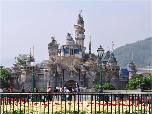 Sleeping Beauty Castle (1)